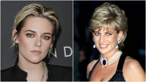 Kristen Stewart to play Princess Diana in upcoming biopic 'Spencer'