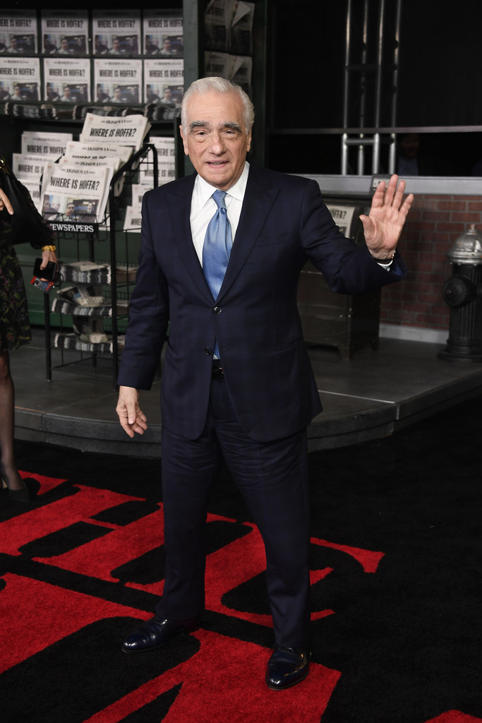 Martin Scorsese The Irishman Los Angeles Premiere Arrivals