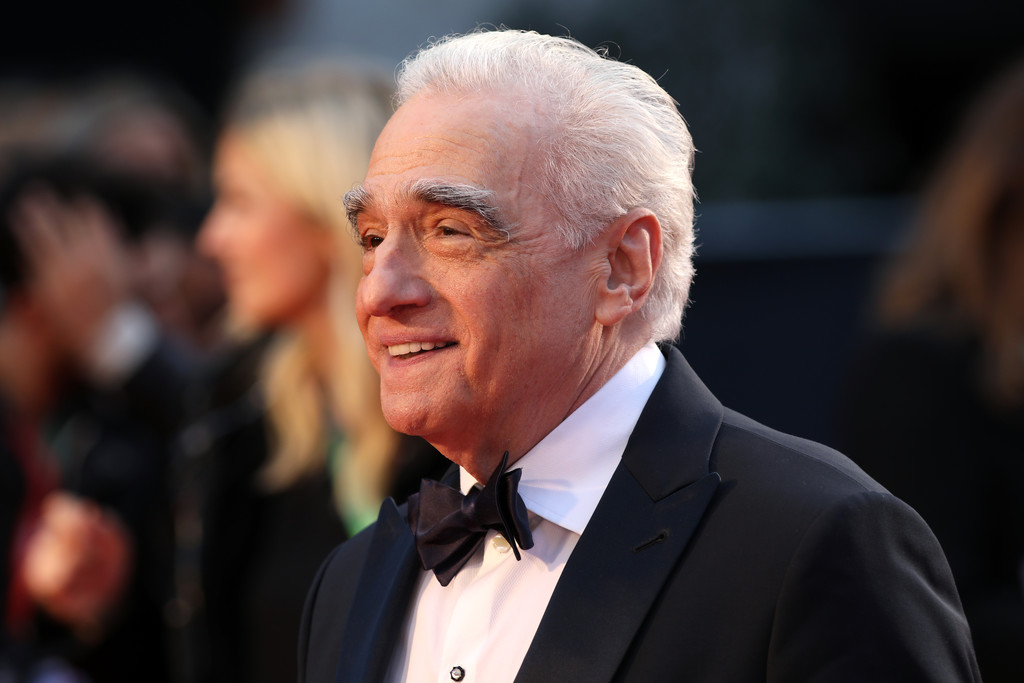 Martin Scorsese The Irishman UK Premiere BFI London Film Festival