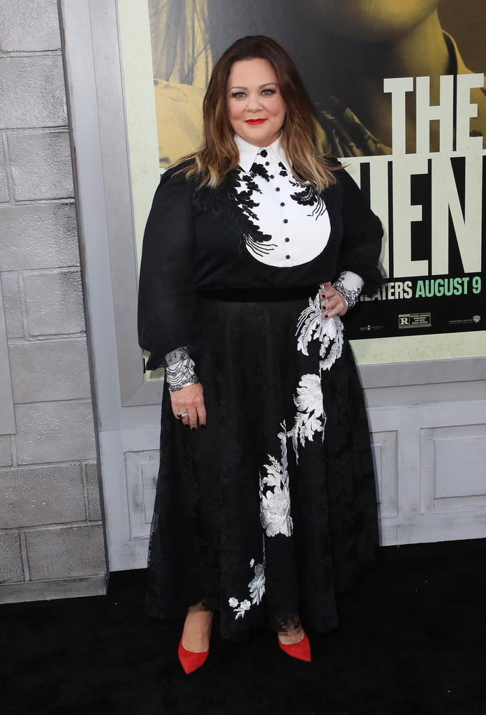Melissa McCarthy The Kitchen Los Angeles Premiere