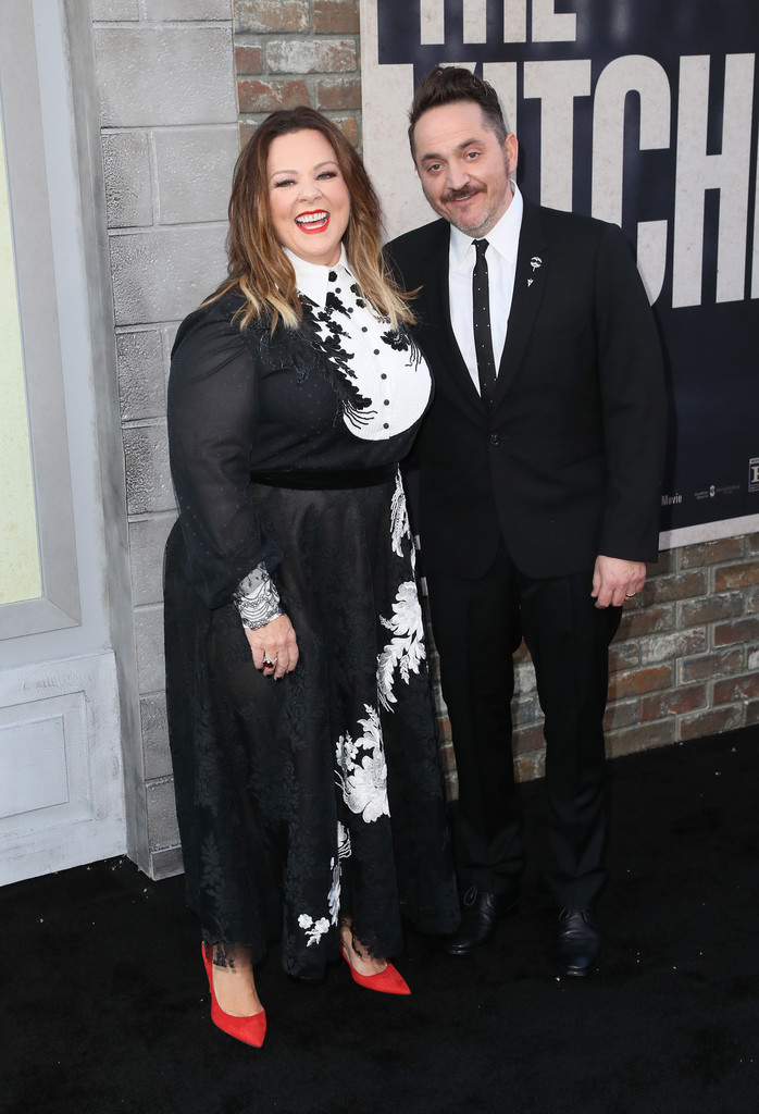 Melissa McCarthy and Ben Falcone The Kitchen Los Angeles Premiere