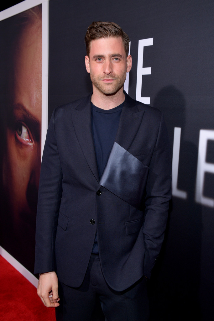 Oliver Jackson-Cohen The Invisible Man Hollywood Premiere Los Angeles Arrivals