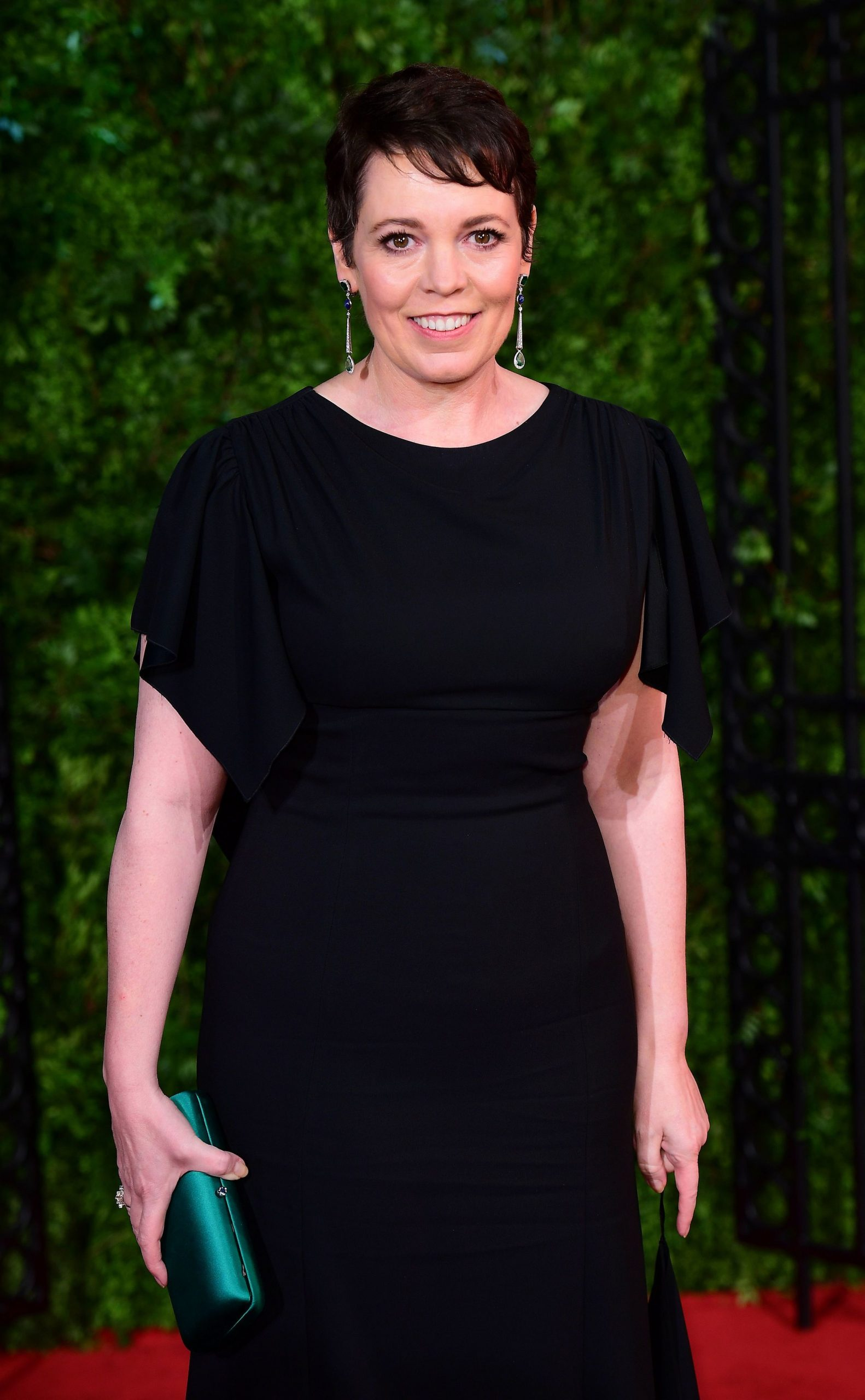 Olivia Colman The Crown Season 3 London Premiere