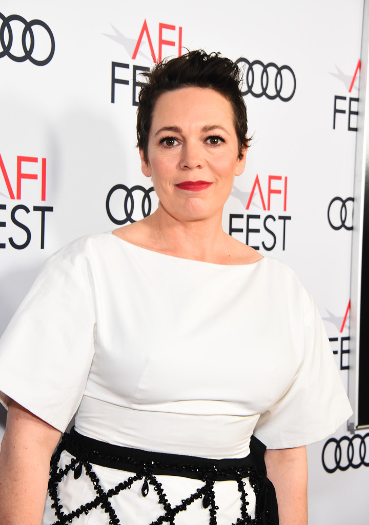 Olivia Colman The Crown Season 3 Los Angles Premiere AFI Fest 2019