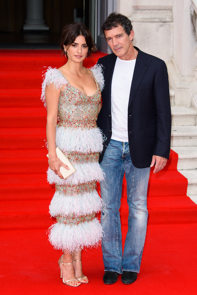 Penelope Cruz and Antonio and Banderas Pain and Glory UK Premiere London 2