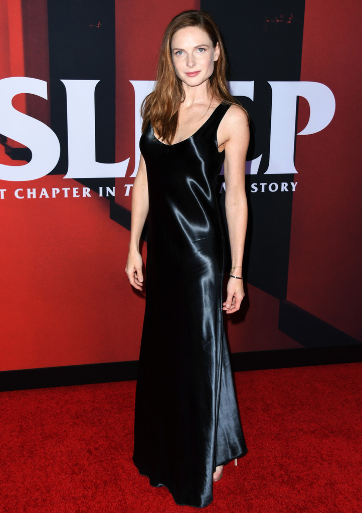 Rebecca Ferguson Doctor Sleep Los Angeles Premiere