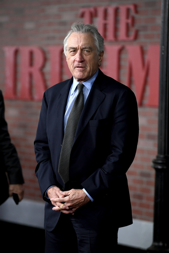 Robert De Niro The Irishman Los Angeles Premiere 2