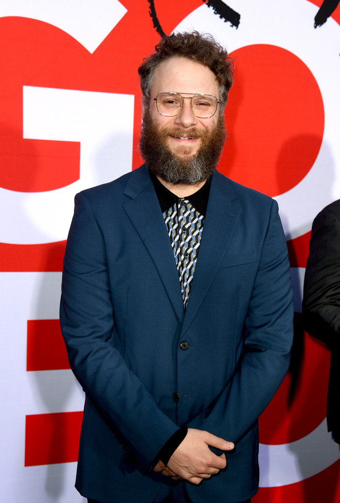 Seth Rogen Good Boys Los Angeles Premiere