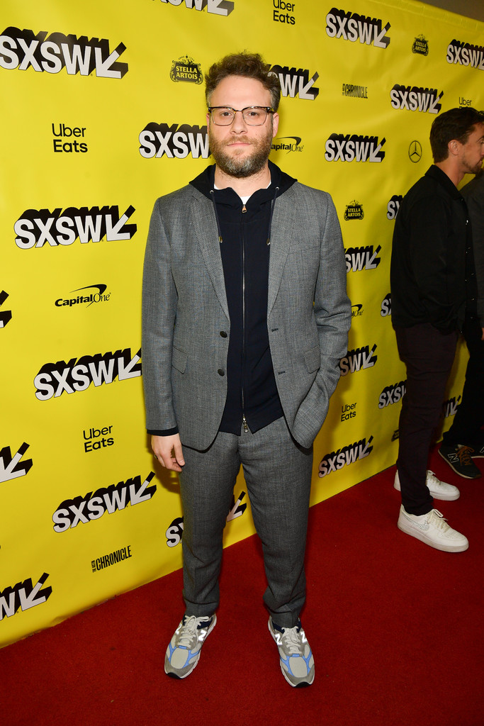 Seth Rogen Good Boys Premiere Texas