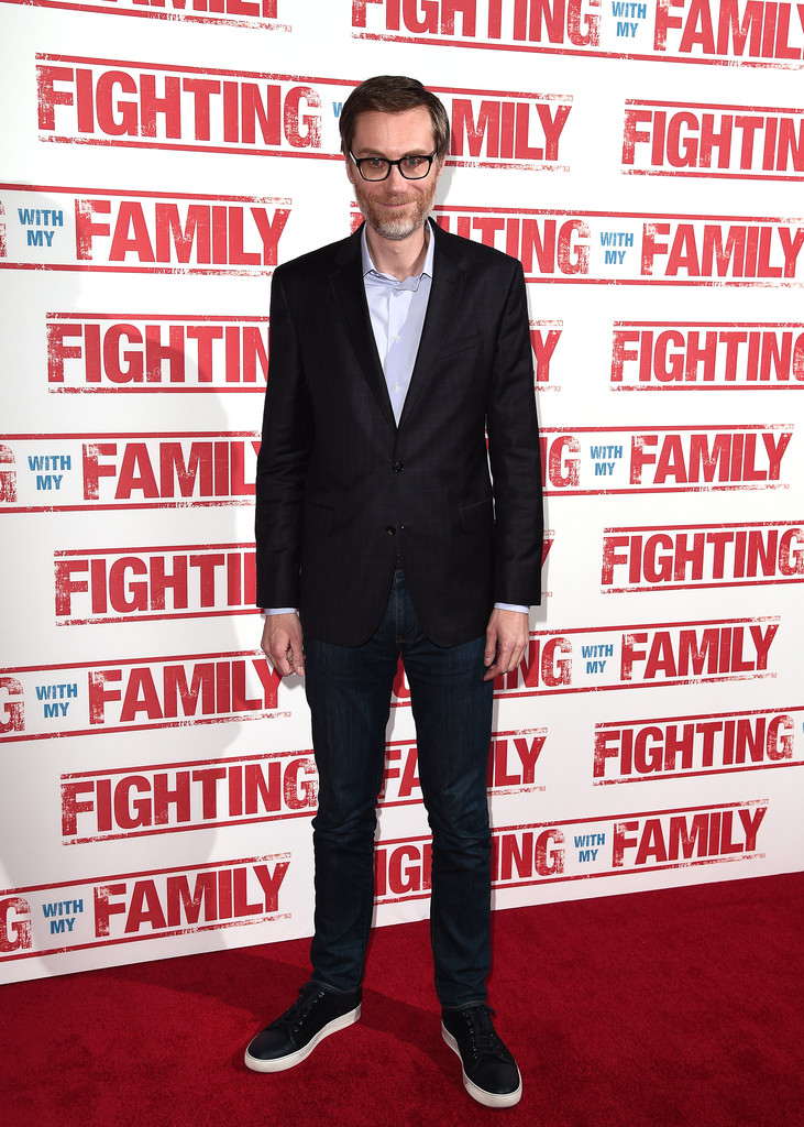 Stephen Merchant Fighting with my Family UK Premiere London Arrivals