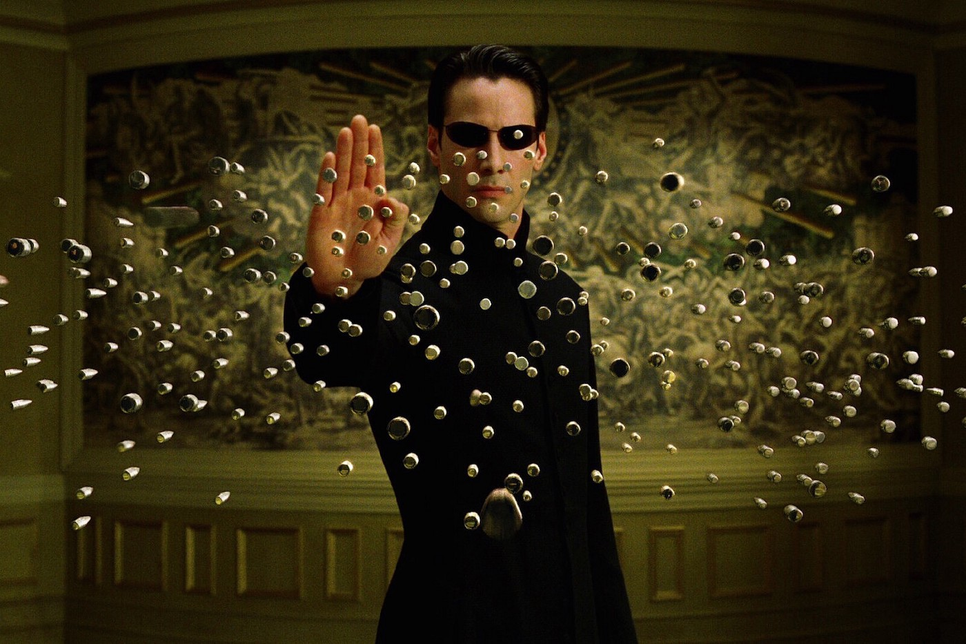 The Matrix Stills Keanu Reeves The Matrix 4 Delayed