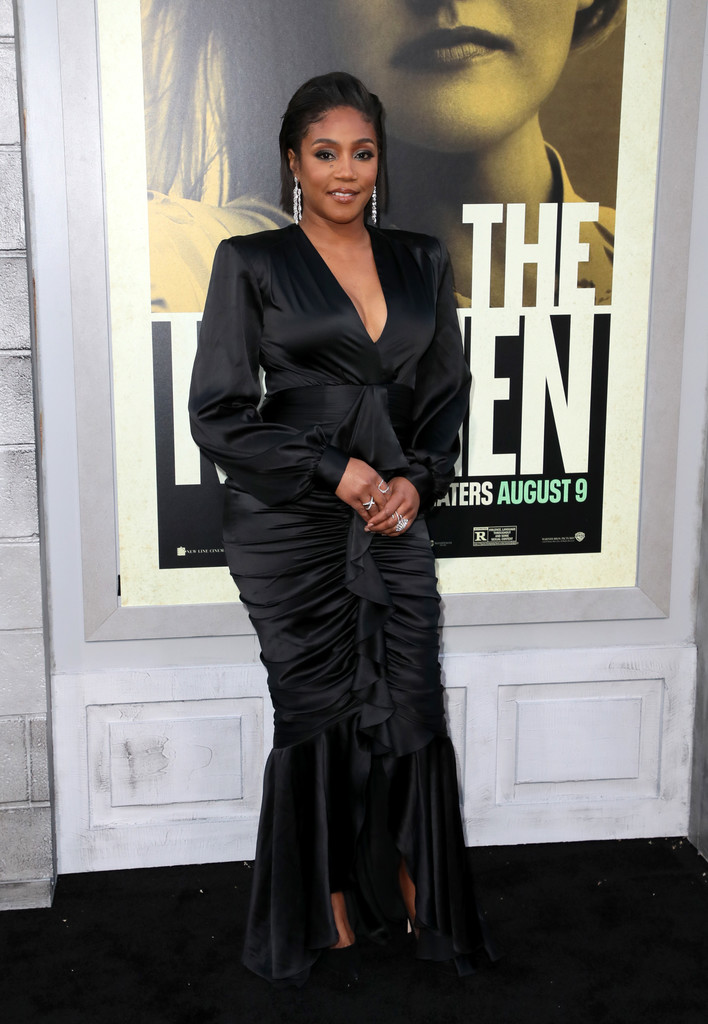 Tiffany Haddish The Kitchen Los Angeles Premiere Arrivals