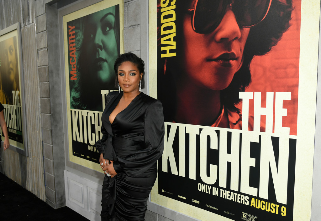 Tiffany Haddish The Kitchen Los Angeles Premiere