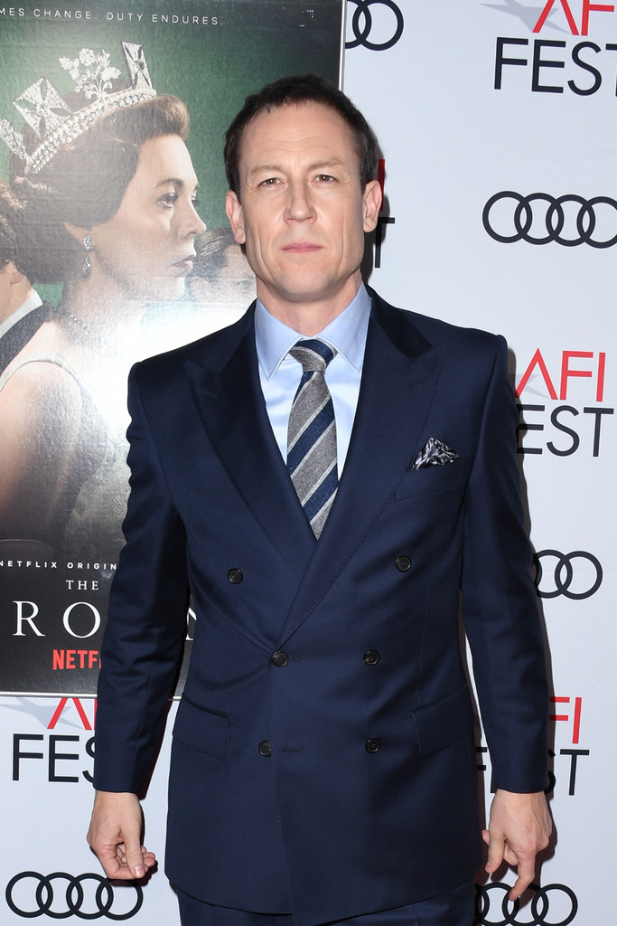 Tobias Menzies The Crown Season 3 Los Angles Premiere AFI Fest 2019