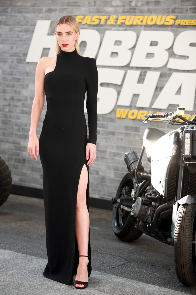 Vanessa Kirby Fast and Furious Presents Hobbs and Shaw World Premiere Hollywood Los Angeles