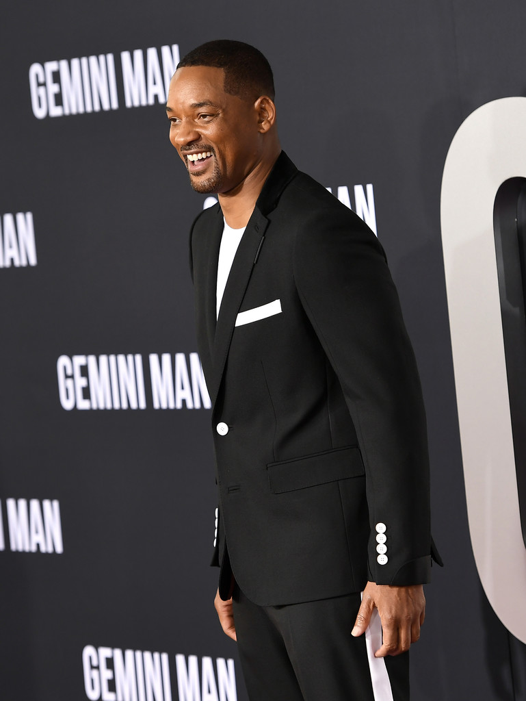 Will Smith Gemini Man Hollywood Premiere Los Angeles Arrivals 2