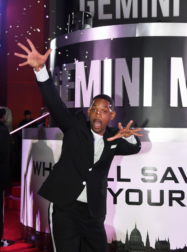 Will Smith Gemini Man Hollywood Premiere Los Angeles Arrivals