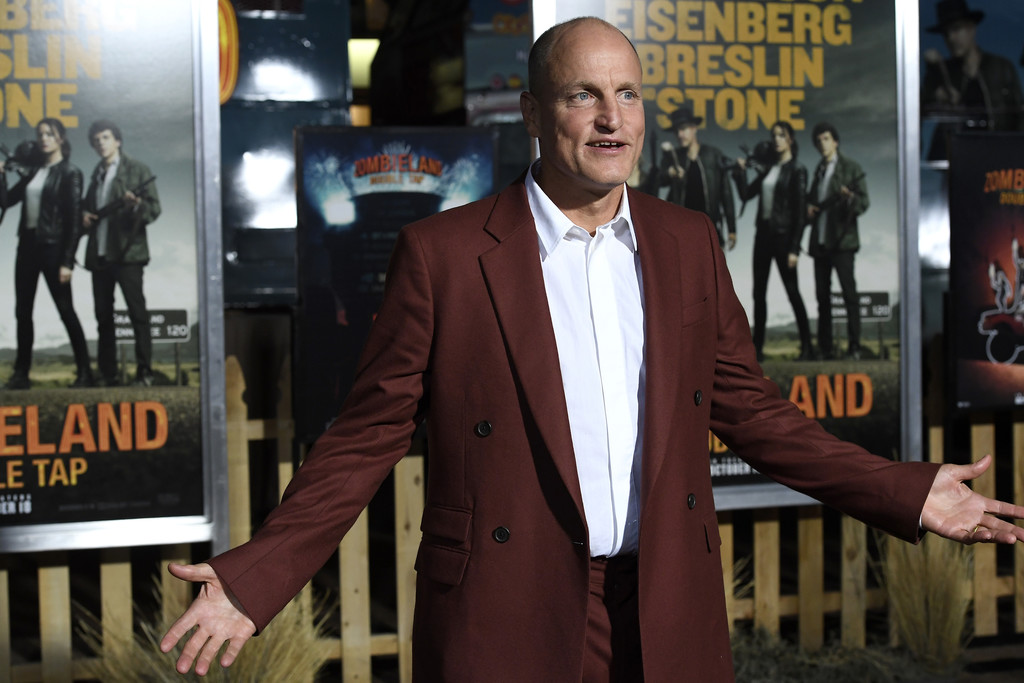 Woody Harrelson Zombieland Double Tap Los Angeles Premiere Arrivals