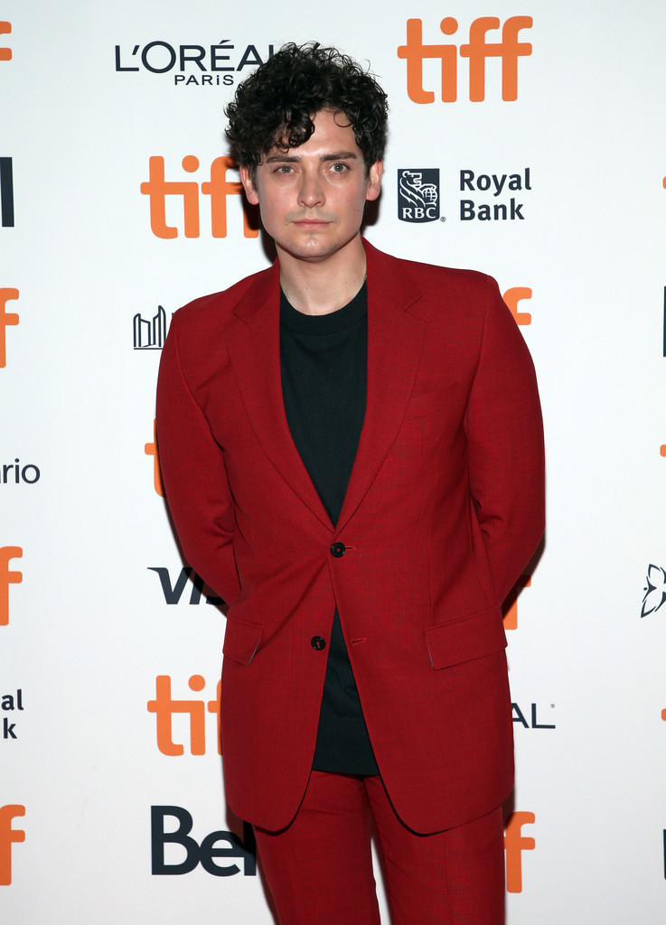 Aneurin Barnard The Personal History of David Copperfield Toronto International Film Festival Premiere TIFF 2019