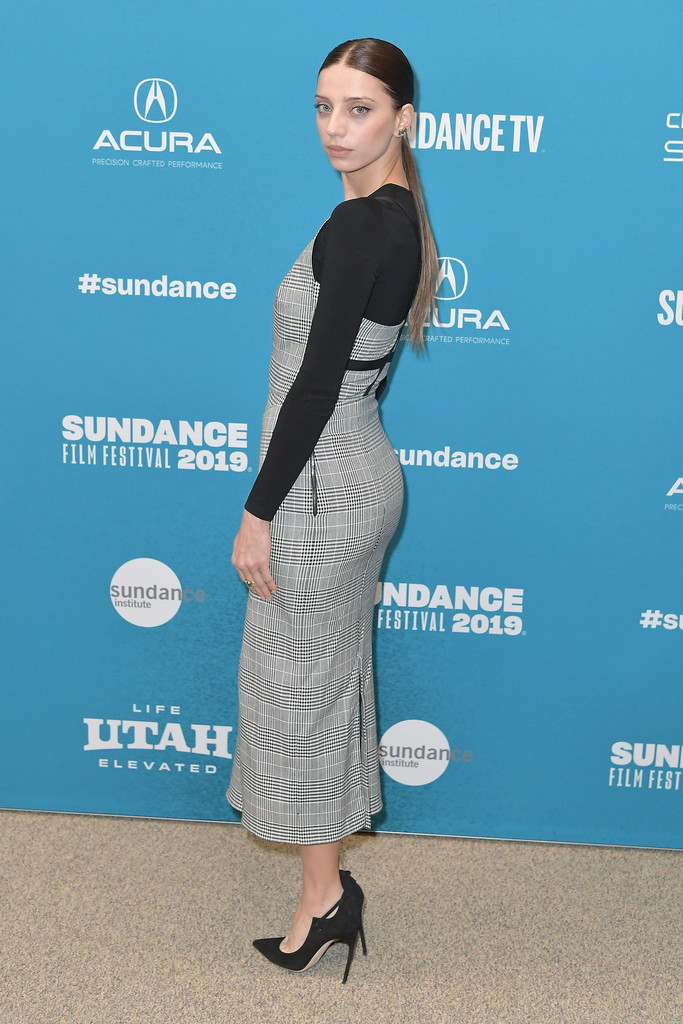 Angela Sarafyan Extremely Wicked Shockingly Evil and Vile Premiere 2019 Sundance Film Festival