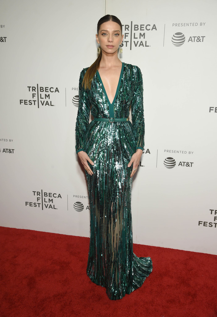 Angela Sarafyan Extremely Wicked Shockingly Evil and Vile Tribeca Film Festival Premiere New York City