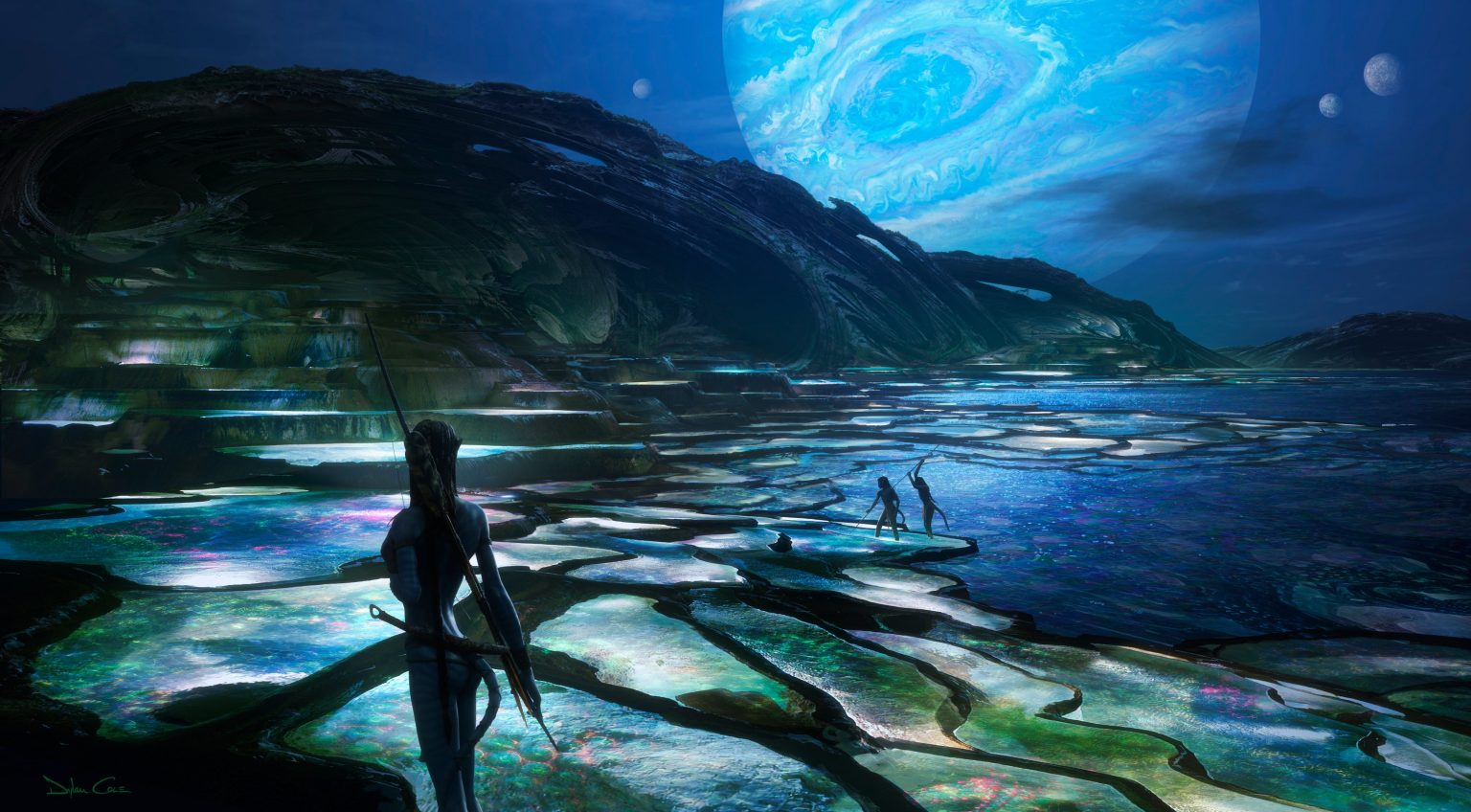 Avatar 2 Official Concept Art Stills