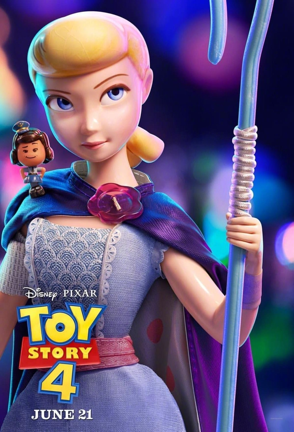 Bo Peep Toy Story 4 Character Posters
