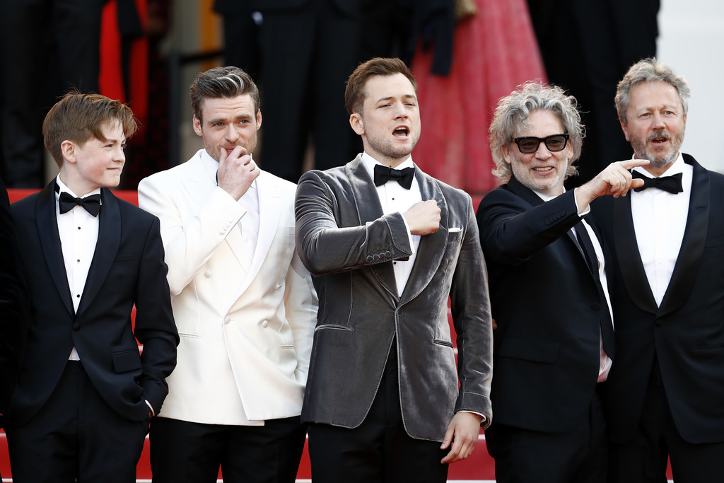 Cast and Crew of Rocketman 72nd Annual Cannes Film Festival France