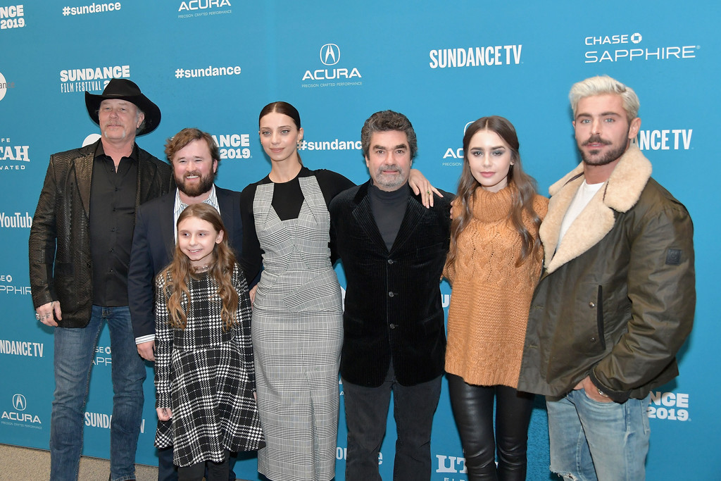 Cast and crew Extremely Wicked Shockingly Evil and Vile Premiere 2019 Sundance Film Festival