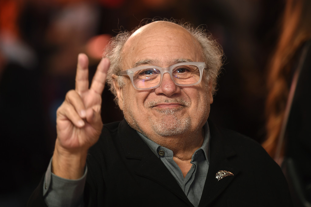 Danny DeVito Disney Dumbo European Premiere London