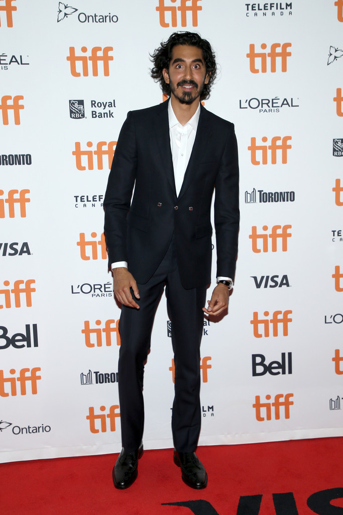 Dev Patel The Personal History of David Copperfield Toronto International Film Festival Premiere TIFF 2019