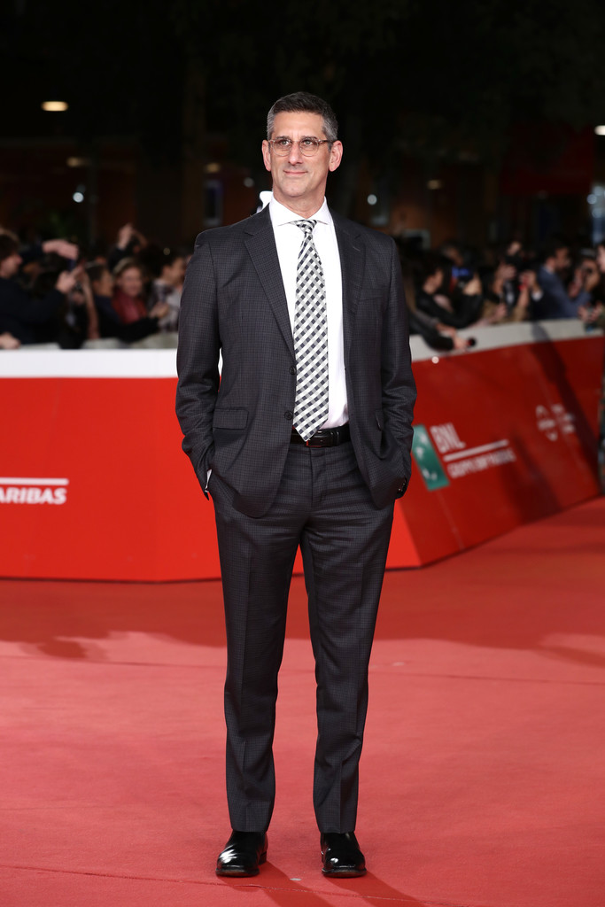 Director Michael Engler Downton Abbey Rome Premiere 14th Rome Film Festival 2019 Arrivals