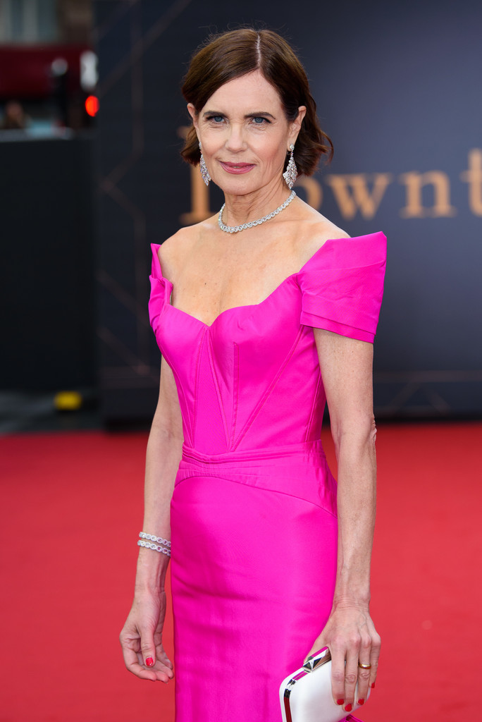 Elizabeth McGovern Downton Abbey World Premiere London