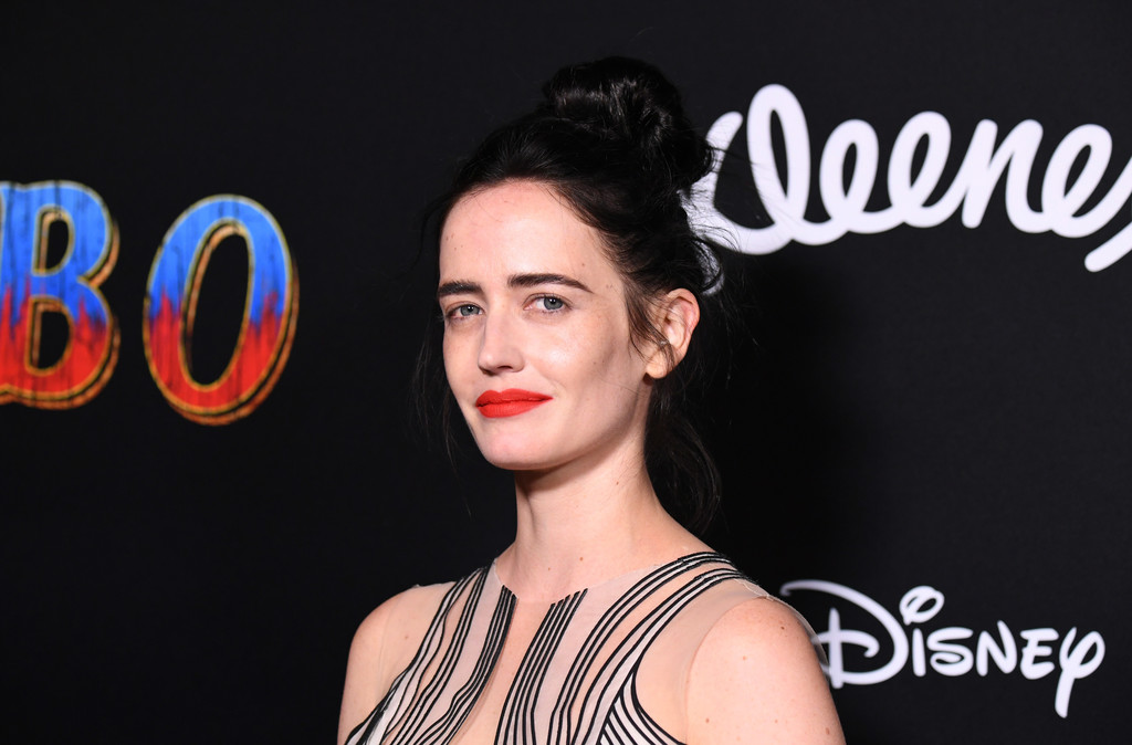 Eva Green Disney Dumbo Los Angeles Premiere Arrivals