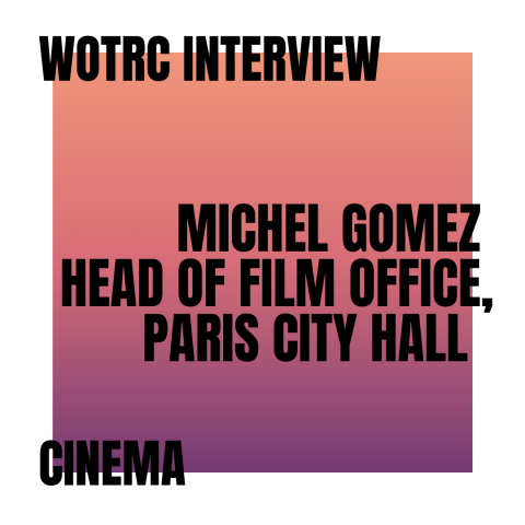 Interview with Michel Gomez, Délégué Général à Mission Cinéma (French Version)