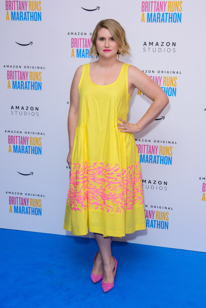 Jillian Bell Brittany Runs a Marathon UK Film Premiere London