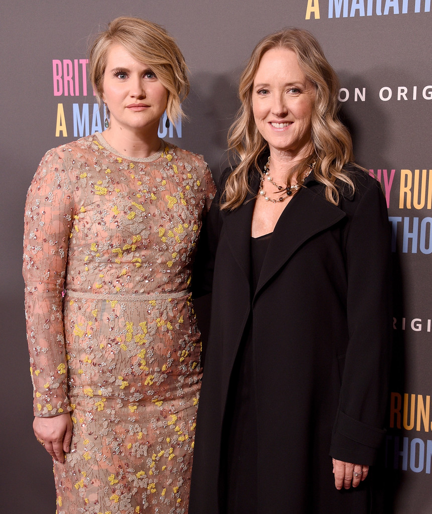 Jillian Bell and Jennifer Salke Brittany Runs a Marathon Los Angeles Premiere