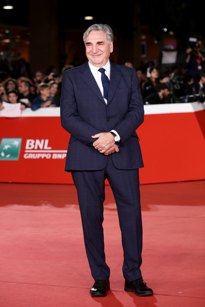 Jim Carter Downton Abbey Rome Premiere 14th Rome Film Festival 2019 Arrivals