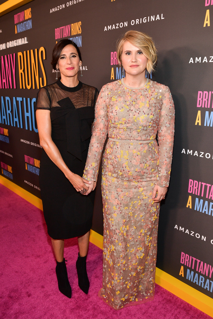 Michaela Watkins and Jillian Bell Brittany Runs a Marathon Los Angeles Premiere