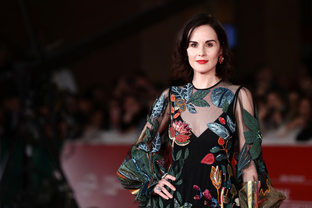 Michelle Dockery Downton Abbey Rome Premiere 14th Rome Film Festival 2019 Arrivals