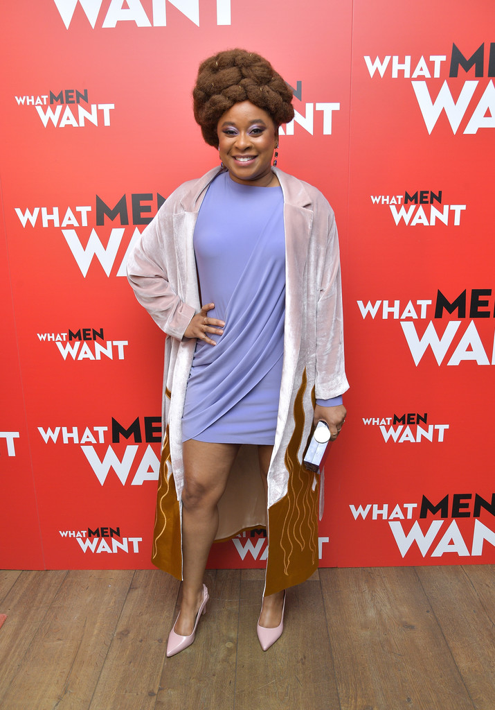 Phoebe Robinson What Men Want New York City Special Screening Arrivals