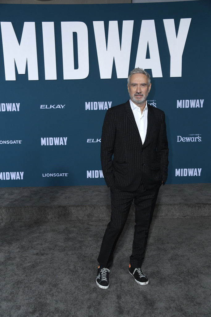 Roland Emmerich Midway Hollywood Premiere Los Angeles