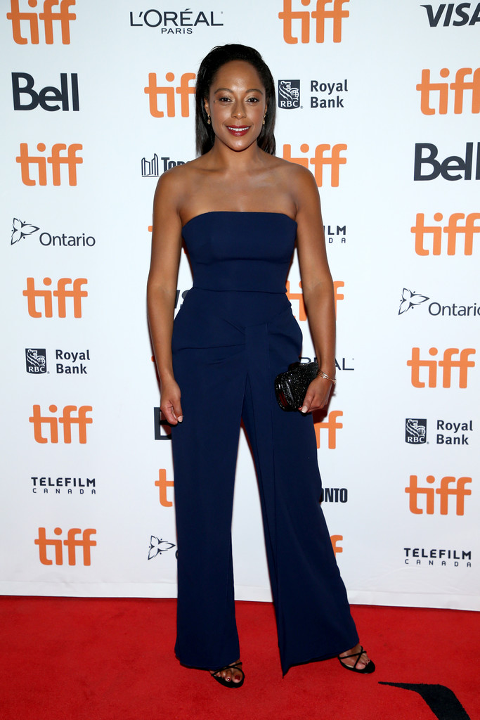 Rosalind Eleazer The Personal History of David Copperfield Toronto International Film Festival Premiere TIFF 2019