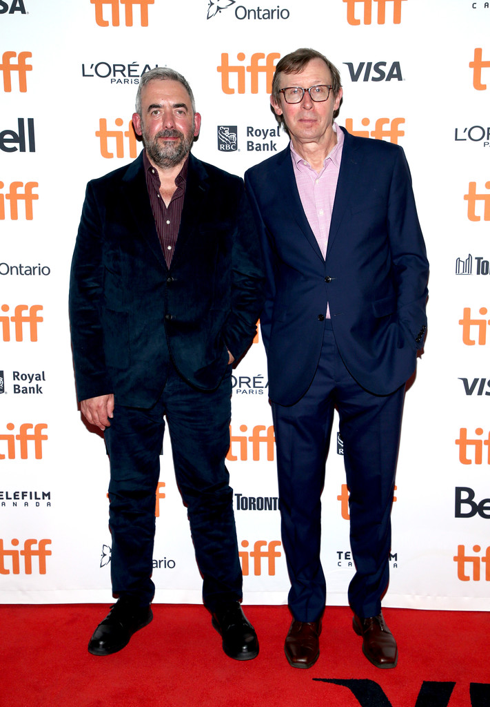 Simon Blackwell and Kevin Loader The Personal History of David Copperfield Toronto International Film Festival Premiere TIFF 2019