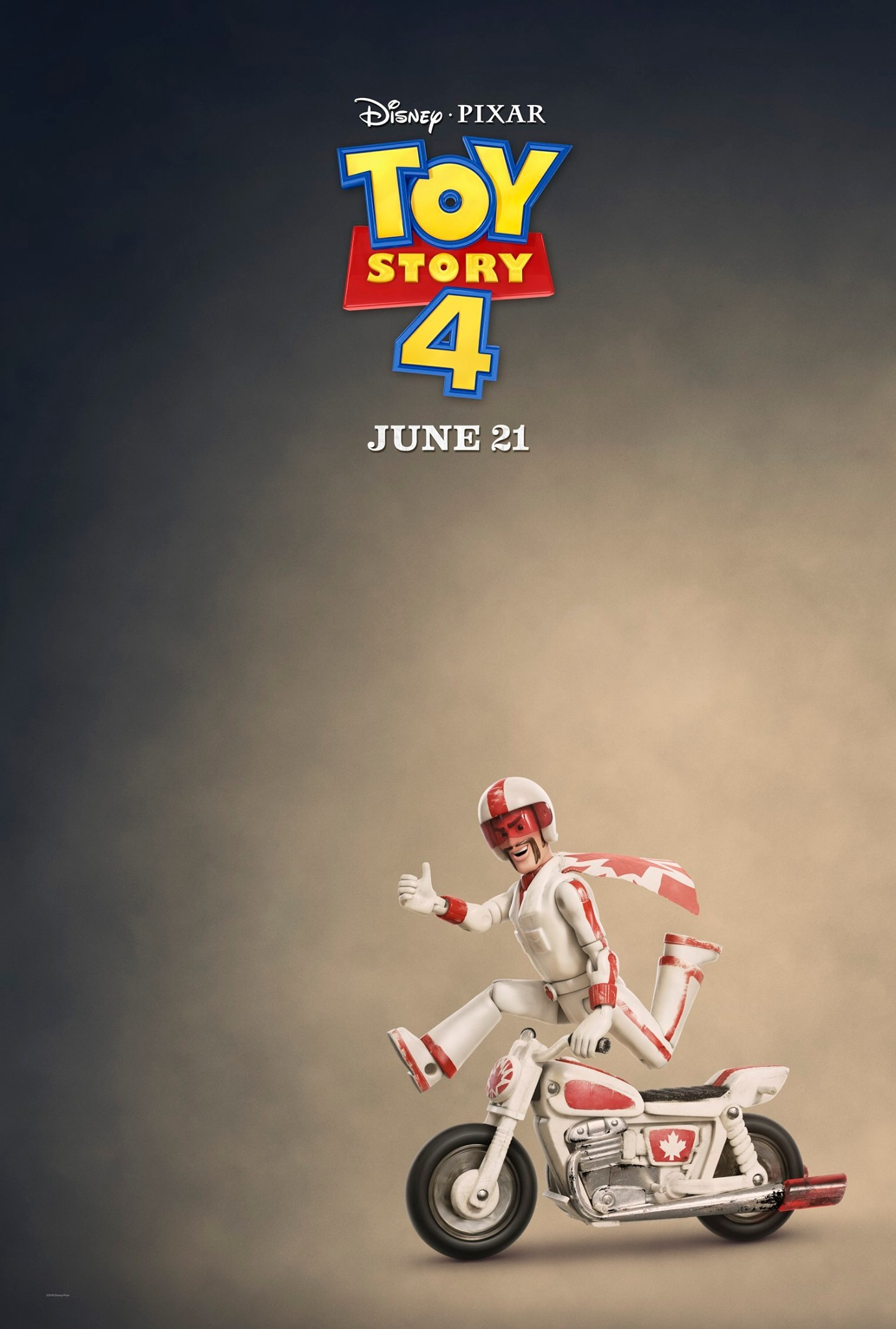Toy Story 4 Character Posters