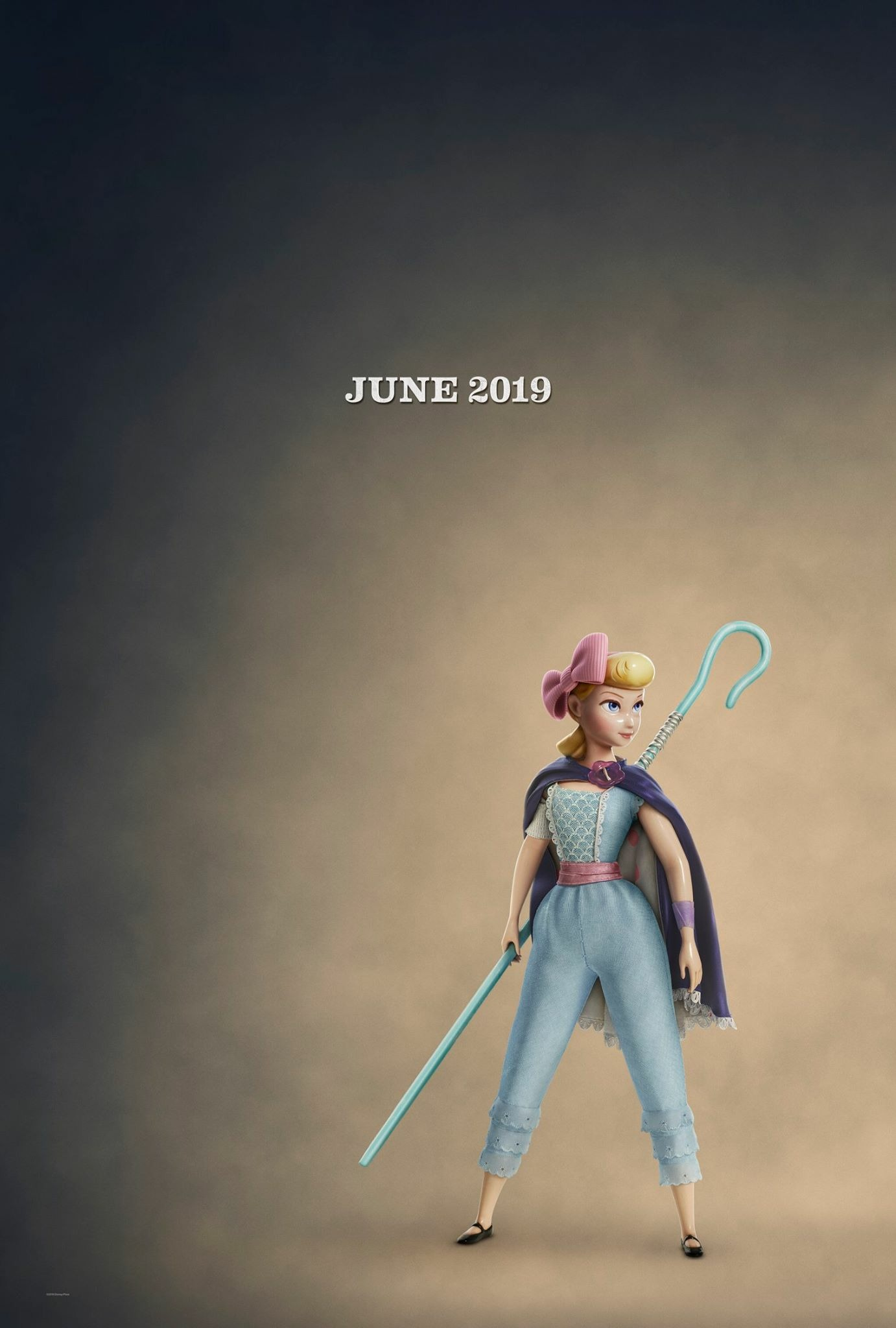 Toy Story 4 Character Posters Annie Potts is Bo Peep