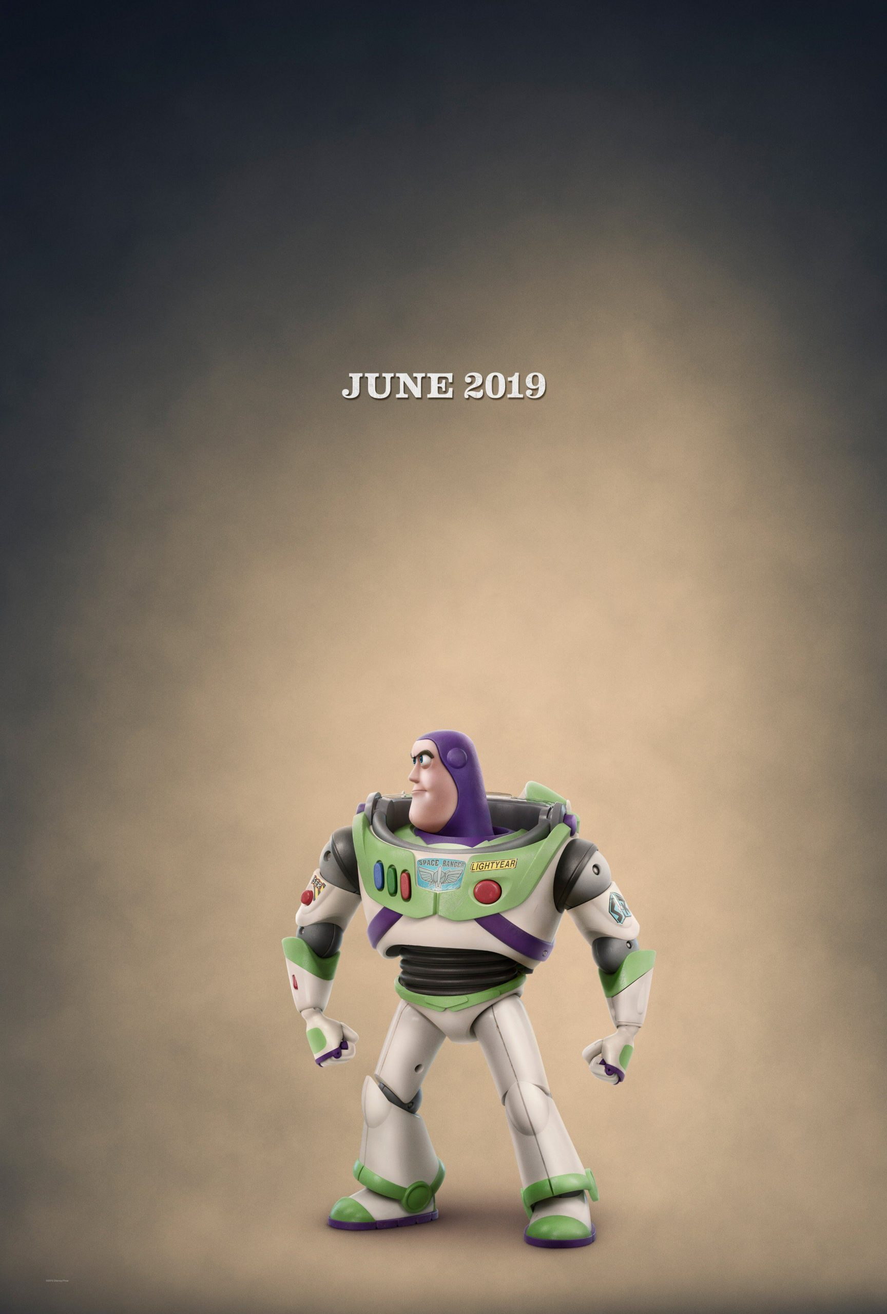 Toy Story 4 Character Posters Tim Allen is Buzz Lightyear