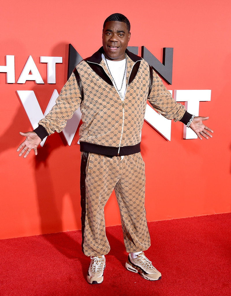 Tracy Morgan What Men Want Los Angeles Premiere Arrivals