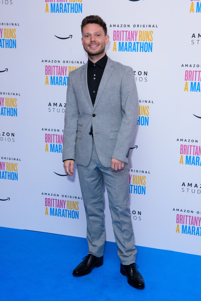 Will Manning Brittany Runs a Marathon UK Film Premiere London