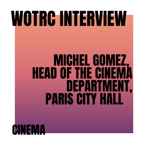 Interview with Michel Gomez, head of the cinema department at Mission Cinéma